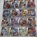 4D hot sale BEYBLADE 16 estilo diferente BEYBLADE METAL FUSION lucha arranque BEYBLADE TOP SPIN BEYBLADES de la mezcla ALL modelo envío s