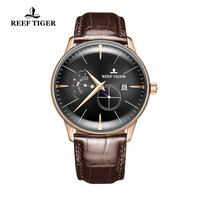 Reef Tiger/RT Watch for Men Luxury Casual Top Brand Automatic Watches Waterproof Relogio Masculino RGA8219