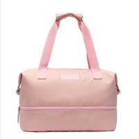 HOVERON Short distance travel bag new ladies fashion sports bag trend men and women fitness yoga shoulder bag duffel bag