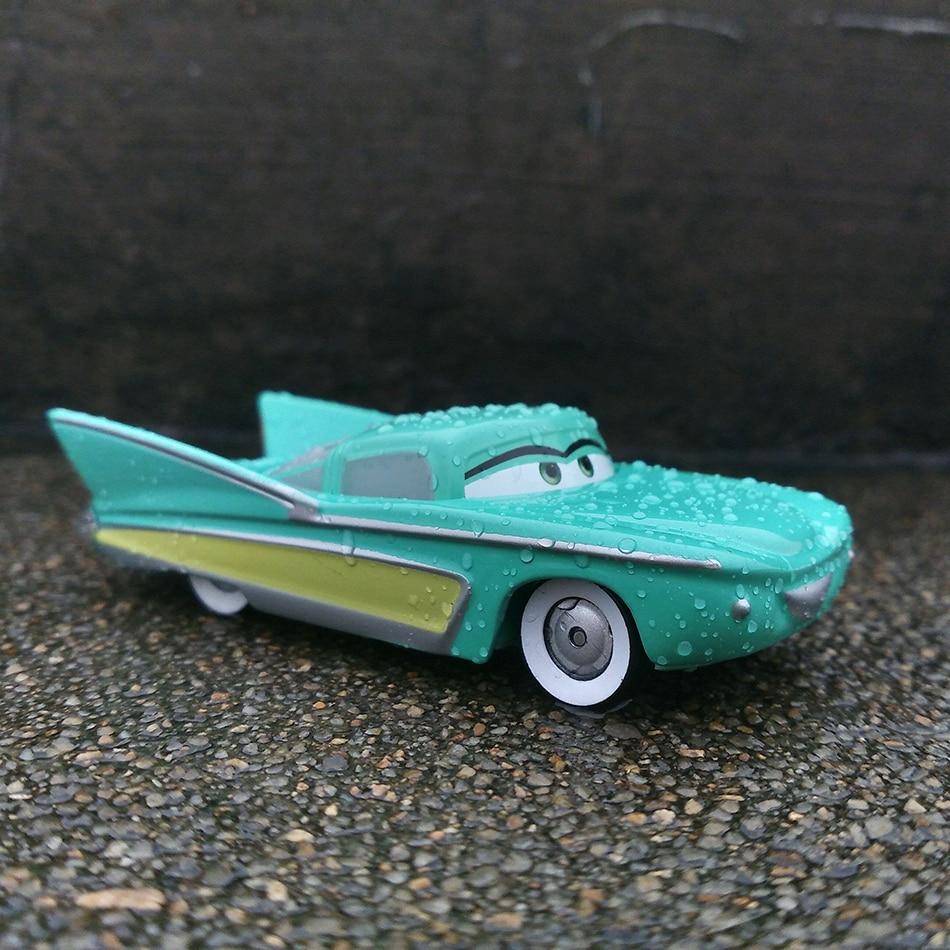 Disney Pixar тачки 3 20 стильные игрушки для детей Молния Маккуин Высокое качество Пластиковые тачки игрушки модели персонажей из мультфильмов рождественские подарки - Цвет: 08