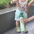 Kids Portable Urinal Travel Camping Car Toilet Potty Pee Bottle 600ml Green