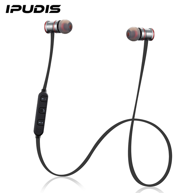 Wireless plug in earphones - wireless earphones magnet