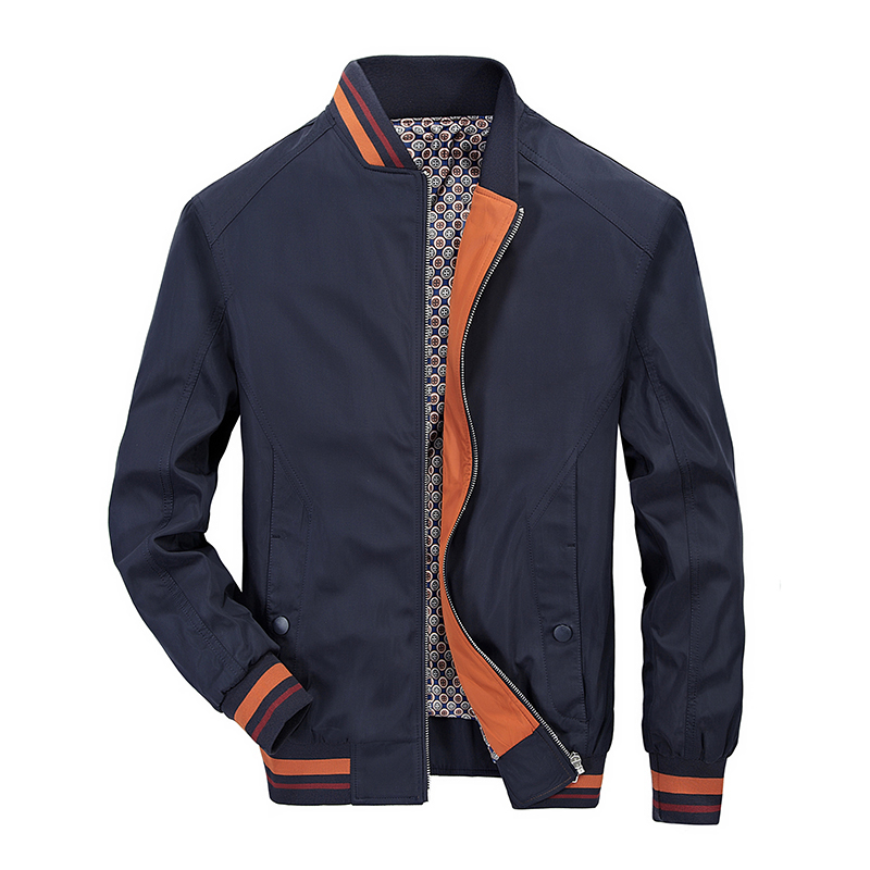 2017 High Quality Brand Mens Jackets And Coats Jaqueta Masculino Casual Spring Jacket Men Chaqueta Hombre Male Outwear IN6895