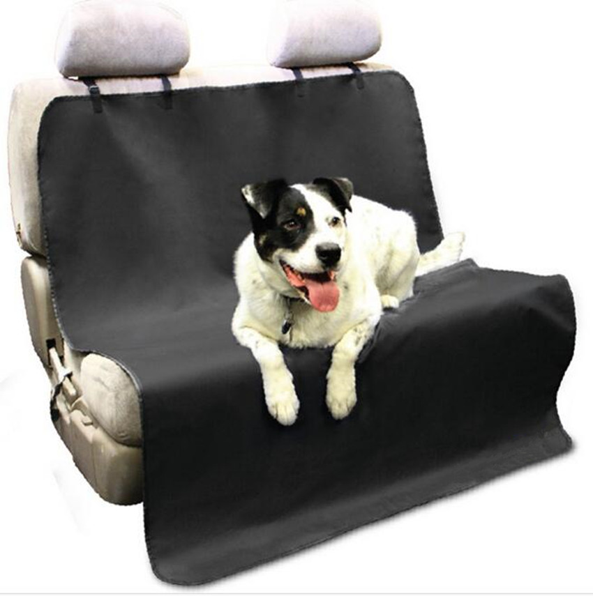 New Portable Car Interior Accessories Pet Dog Back Seat Car Auto Waterproof Seat Cover Mat D1