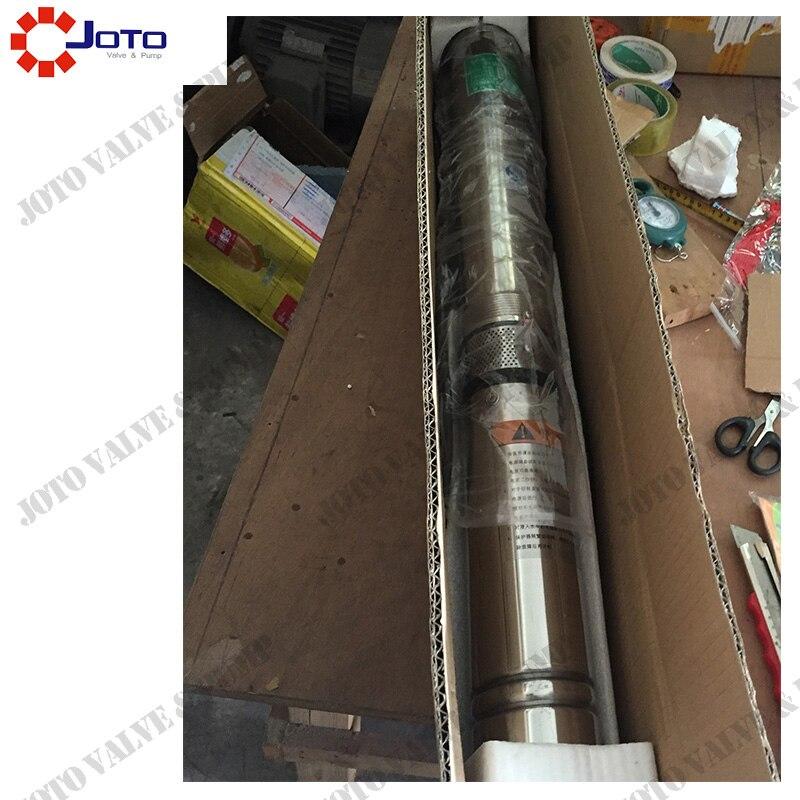 Ac Irrigatie Pomp 3000l/h 120 M 1500 W Lift Dompelpompen Centrifugaalpomp