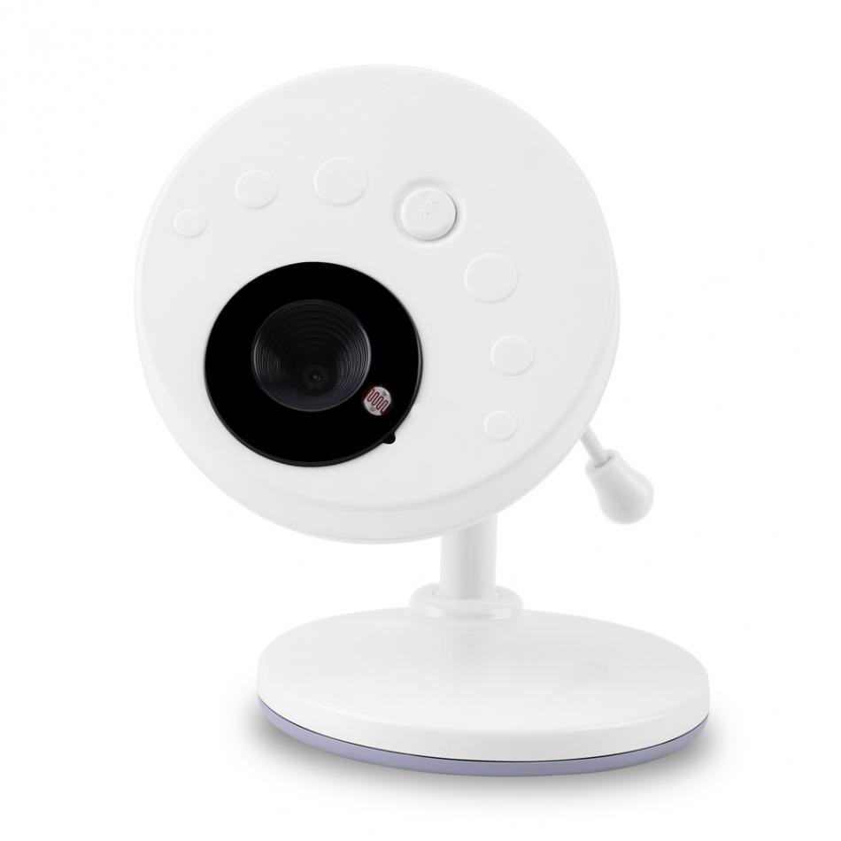2.4GHz 3.5inch Wireless Digital Color LCD Video Baby Monitor Night Vision Baby Video Nanny Security Camera Sleep Monitoring