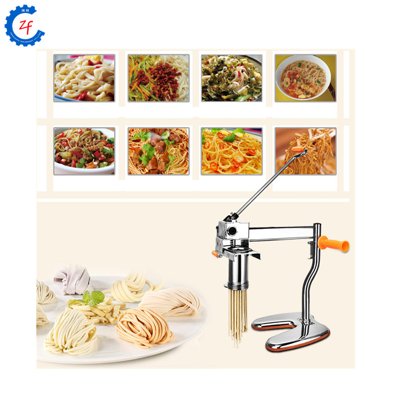 Handle pasta maker noodle press machine adjustable thickness manual pressing machineHandle pasta maker noodle press machine adjustable thickness manual pressing machine