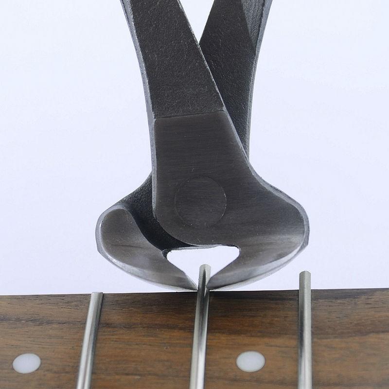 GuitarFamily Fret Removing Puller Pliers Sharp Fret Flush Cutter Cutting Pliers For Guitar Bass ( DO NOT CUT GUITAR STRINGS )