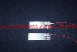 Capteur d'impulsion de capteur de pression de capteur de vibration de PVDF 30mm * épaisseur de 12mm 50um