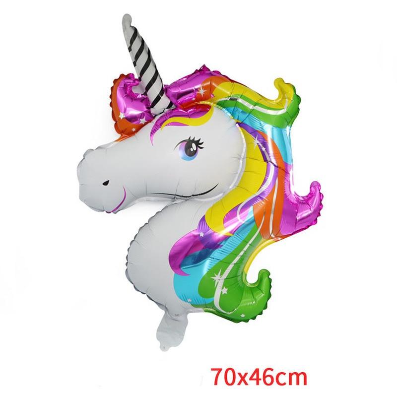 Χαρτοφυλάκιο μεσαίου μεγέθους Unicorn - Προϊόντα για τις διακοπές και τα κόμματα - Φωτογραφία 2