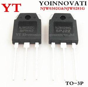 Image 1 - 10 шт. = 5 пар (5 шт., NJW0281G + 5 шт. NJW0302G ) NJW0281 NJW0302 Φ, лучшее качество.