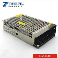 200W 48V 4.2A Single Output Switching power supply for LED Strip light AC to DC
