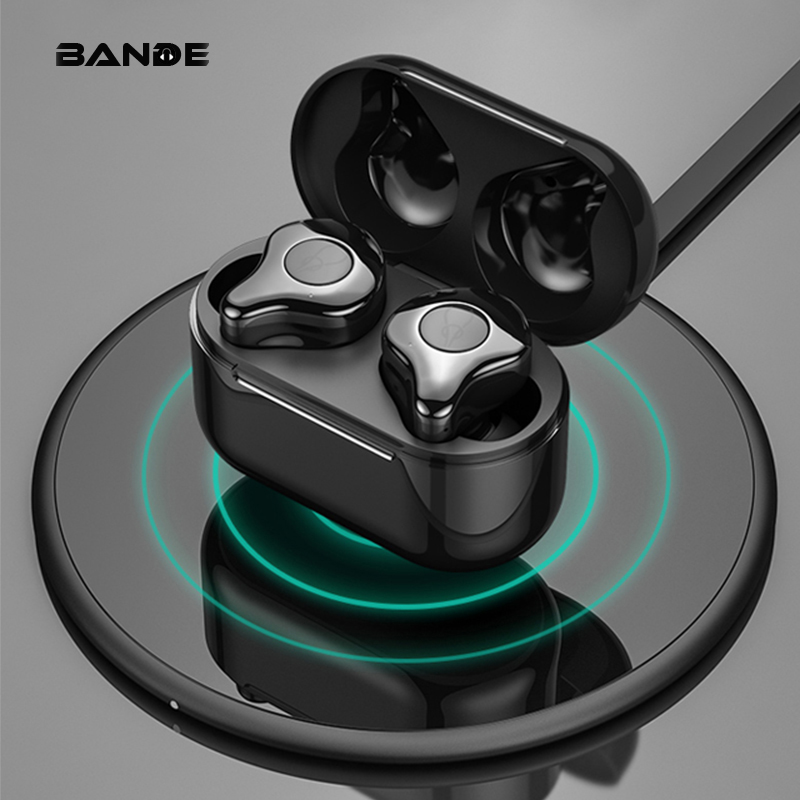 High-Quality HIFI Noise Reducing Metal Strip Wireless Earbuds For Ip8 Ip XRHigh-Quality HIFI Noise Reducing Metal Strip Wireless Earbuds For Ip8 Ip XR