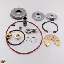 Zestawy naprawcze turbosprężarki CT26 zestawy do przebudowy 17201 17201-17040 części turbosprężarki AAA tanie tanio QLPT CN (pochodzenie) China In Turbo Copper Steel 300g Turbo Repair 17201-17030