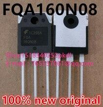 100% новый импортированный первоначально FQA160N08 160N08 TO-3P транзистора FET 160A 80 В