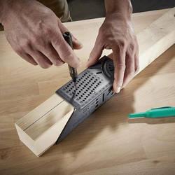 Деревообрабатывающий Scribe штриховая строчка Калибр Т-образная линейка квадратный макет клещи 90 градусный Калибр измерительный прибор