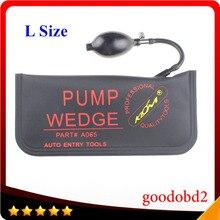 Air wedge  for Professional Lock Pick Set Car Door Opener Tool KLOM Air Wedge Auto Entry Tools (Black, Large) цена