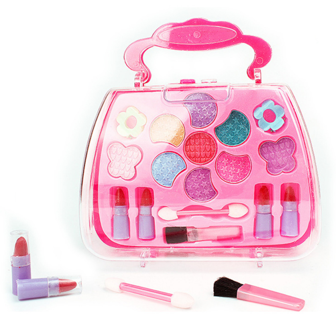 Children Pretend Beauty Fashion Play Toys New Arrive Cosmetics Gift Set for Girls Party Makeup Playing KitsChildren Pretend Beauty Fashion Play Toys New Arrive Cosmetics Gift Set for Girls Party Makeup Playing Kits