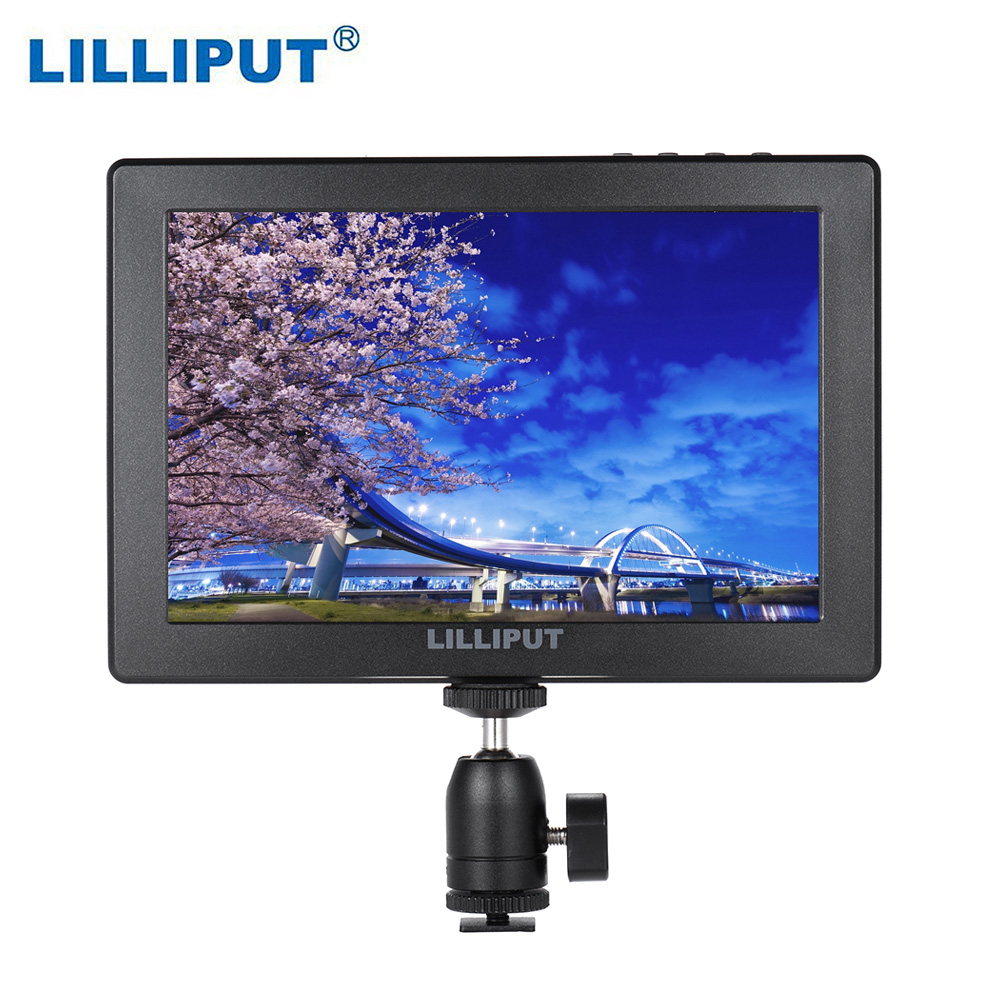 """bilder für LILLIPUT A7 7 """"Full HD Ips-bildschirm Kamera Monitor 1920*1200 Auflösung für CCTV Überwachung, Der Filme für DSLR Camcorder"""