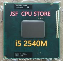 Процессор lntel Core i5 2540M 3M/2,6G, двухъядерный процессор для ноутбука HM65 HM67 QM67 HM76 100% i5 2540M SR044