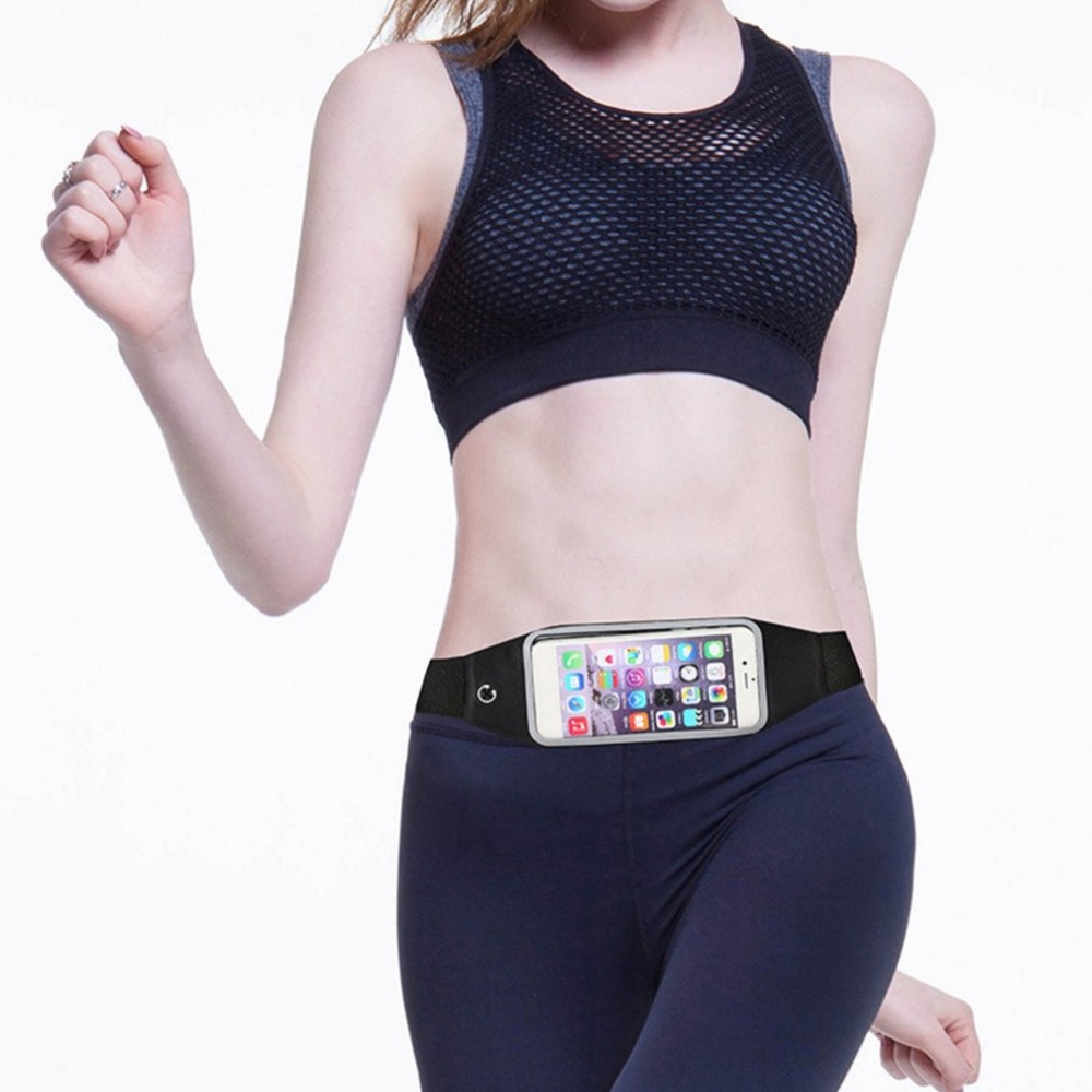 TY-002 Sports Bag Running Waist Bag Jogging Portable Waterproof Cycling Bag Outdoor Phone Anti-theft Belt Bag
