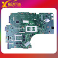 Garantía original para asus n53s n53sv n53sm n53sn rev 2.0 2 ram gt540m 1g placa madre del ordenador portátil mainboard