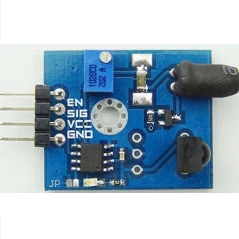 Glyduino 38 KHz IR Infrarouge Évitement D'obstacle Capteur Interrupteur pour Arduino DIY avec Réglable Distance De Détection 2-120 CM