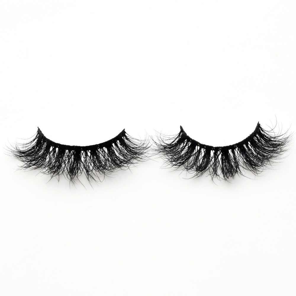 fb206477c1f Visofree Eyelashes 3D Mink Lashes High Volume Handmade Mink False Eyelashes  Thick Full Strip Lashes Cruelty