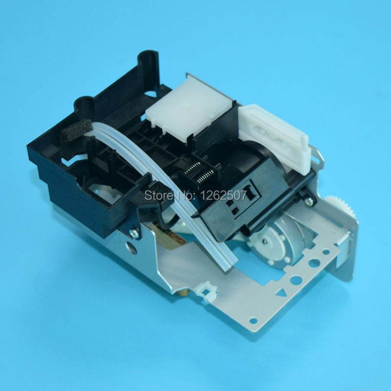 For Epson 7880 9880 7450 9450 Original Ink pump Assembly For Epson Stylus Pro 7880 9880 Printer pump assy 1pc Part No. 146802501 original ep son stylus pro 7400 7450 7880 9880 9450 9400 9800 pump capping assembly ink stack for mutoh vj 1604w