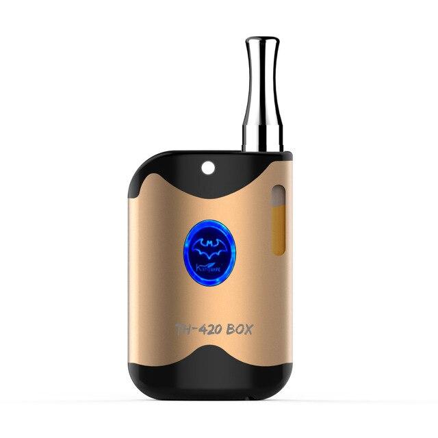 TH-420 Mini CBD Oil Vape Box 650mAh Battery 3