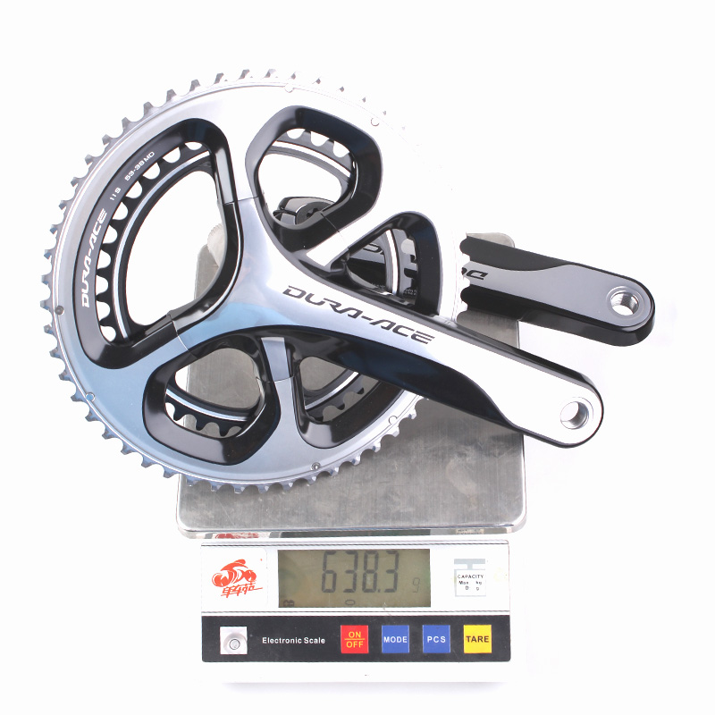 SHIMANO FC 9000 11S 22S Crankset Bicycle Components Road Bike Chain Wheel Accessory Parts