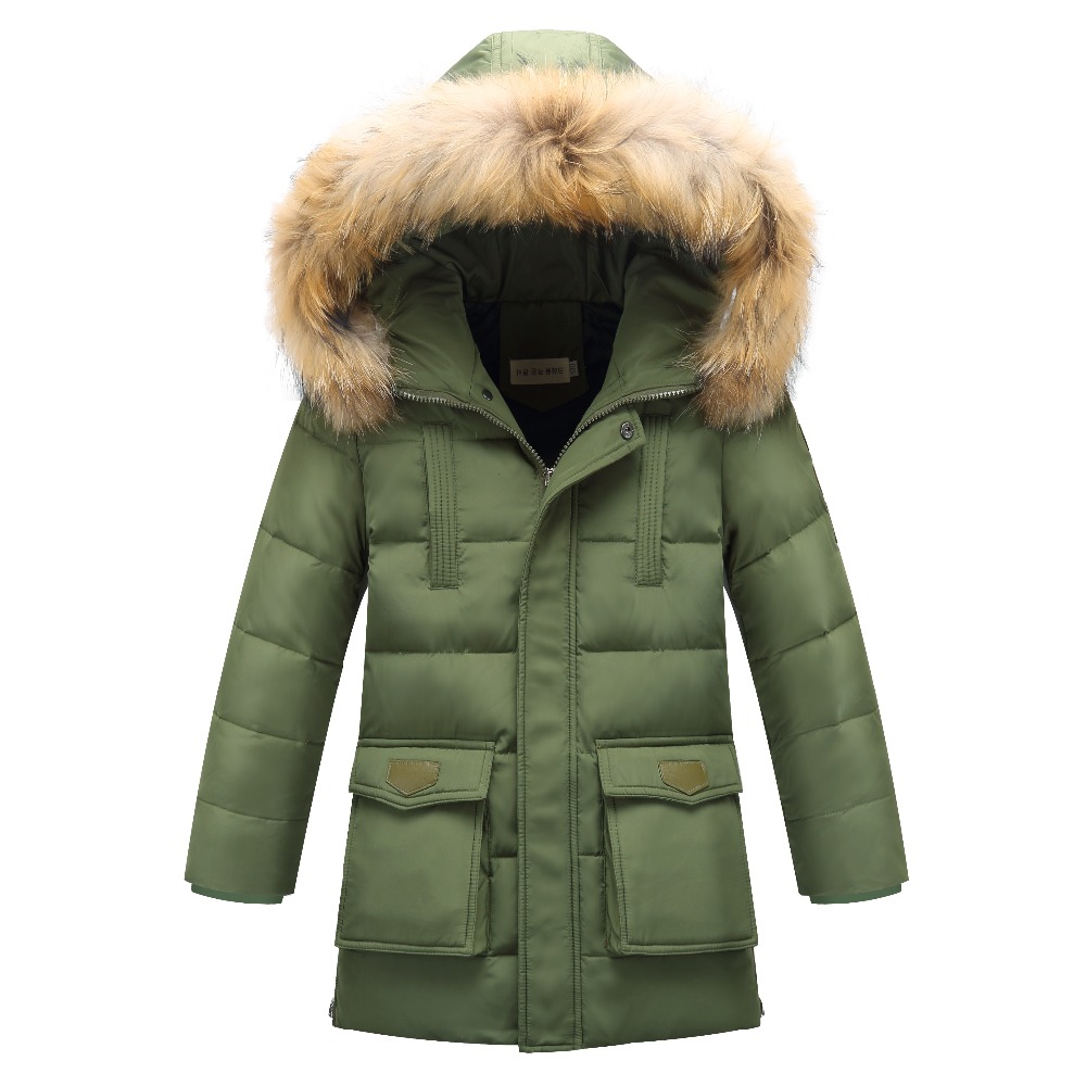2017 Autumn&Winter Children Down & Parkas Kids Outerwear Thicken Boys White Duck Down Jacket And Long Down Jacket Age 3-13T r7s led lamp 78mm 118mm 5w 10w led r7s light corn bulb smd2835 led flood light 85 265v replace halogen floodlight page 7