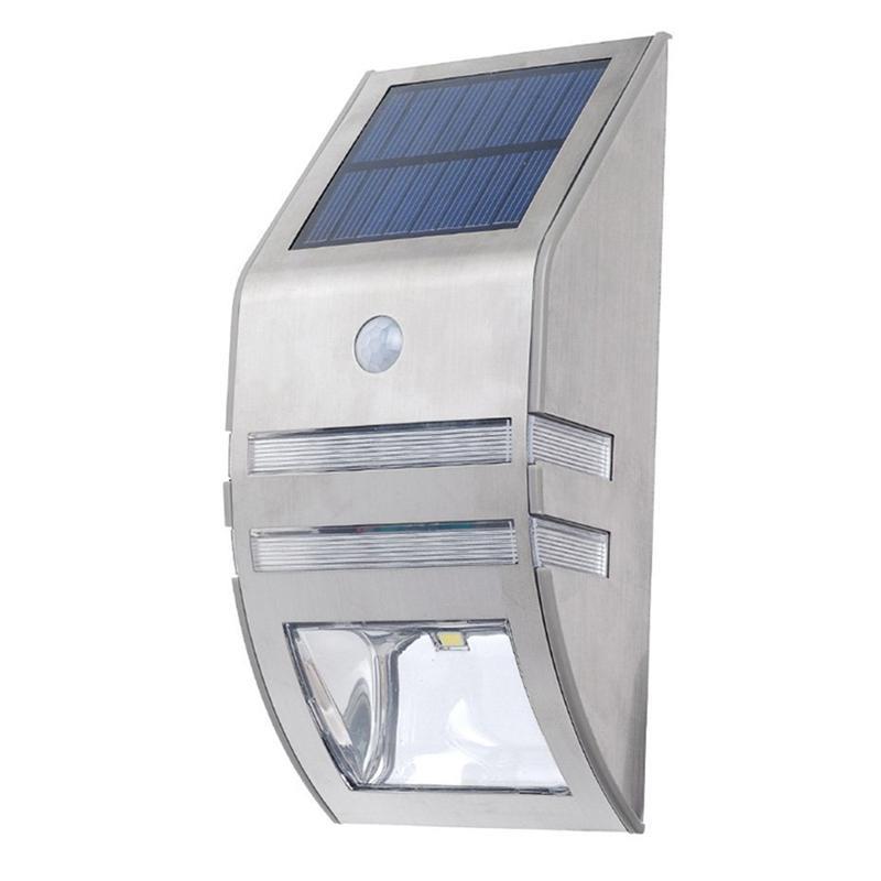 Водонепроницаемый светодиодный солнечный Мощность движения PIR Сенсор светодиодный свет  ...