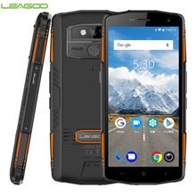 Globale Version LEAGOO IP68 XRover NFC Gesicht ID 4G Smartphone 5000mAh 9V2A 6GB 128GB Android 8,1 13MP Dual Hinten Cams Handy