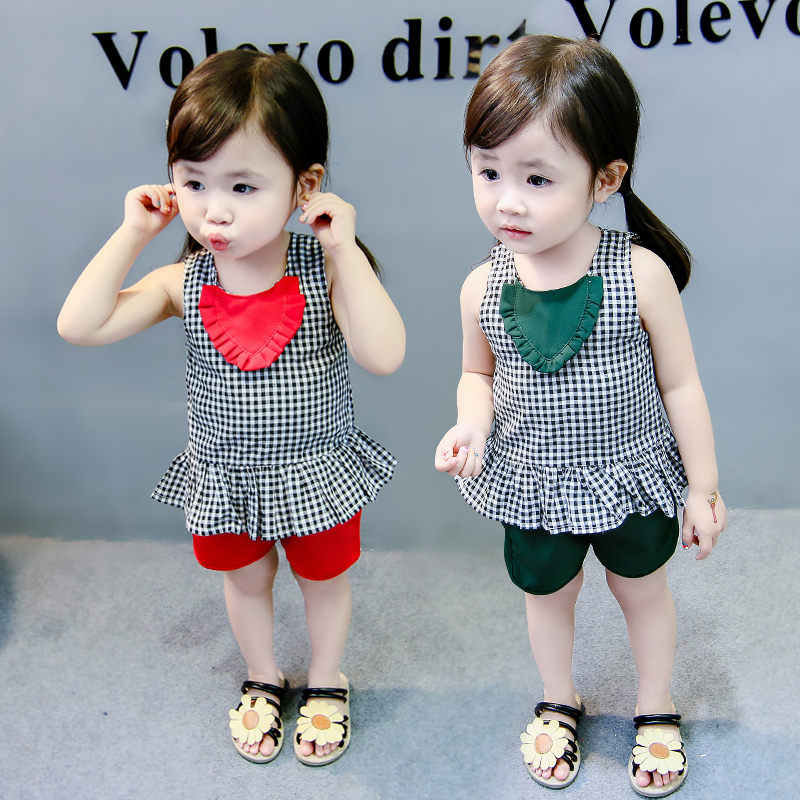 2018 Baby boy Baby Girl Clothes 2018 Brand Girls Clothing Sets Kids Clothes Baby Bay clo ...