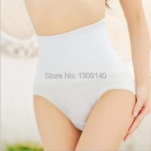 2014 High Waist Pants Cotton fat burning abdomen thin waist drawing butt-lifting massage puerperal free shipping