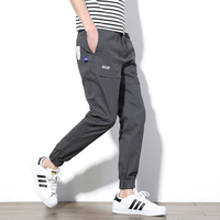 New 2017 Spring Men Joggers Army Casual Cross Pants Mens Fashion Military Trousers For Man Male