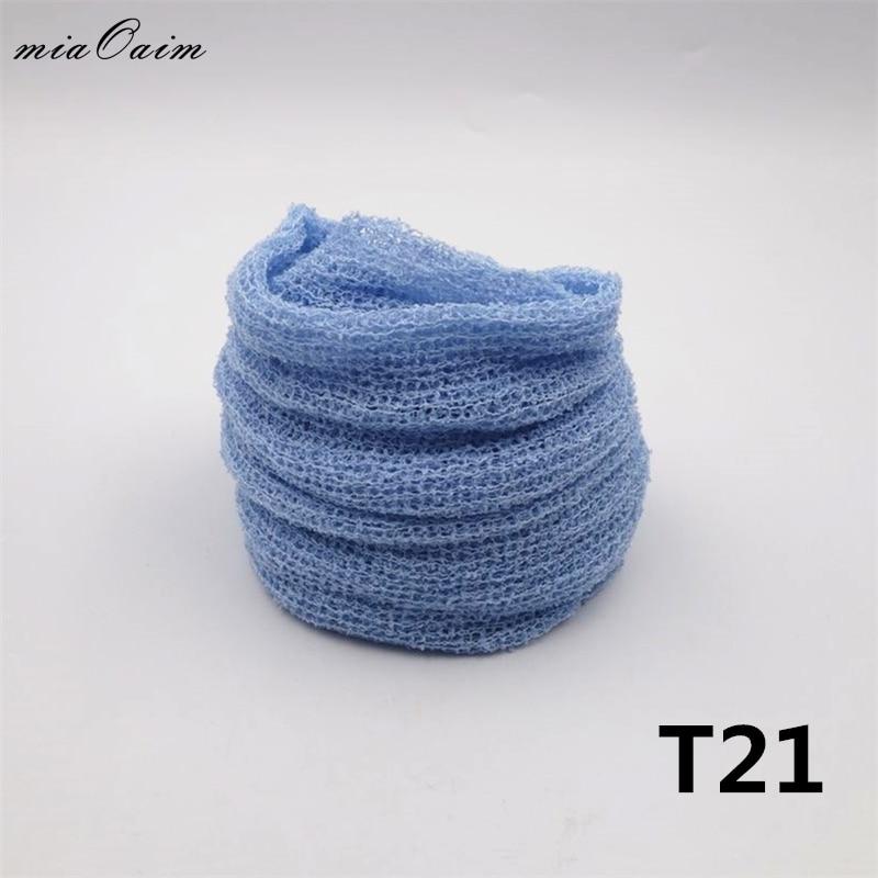 150*30 Cm Stretch Knit Wrap Neugeborene Baby Fotografie Studio Requisiten Boutique Weichen Stretch Wrap Baby Decken Swaddle Wraps