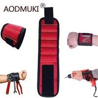 5 마그네틱 팔찌 강한 나사, 손톱, 드릴 비트를 가방 완벽한 자동 수리