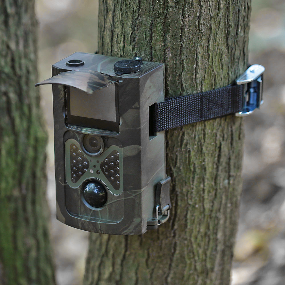 HC500A Hunting Camera 12MP Digital Scouting Trail Camera 940NM Invisible Infrared 2.0' LCD Hunter HC500A 1080P IP54 Waterproof digital 940nm hunting camera invisible infrared 12mp scouting trail camera 2 4 lcd hunter cam s660