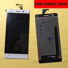 FOR CUBOT S500 LCD Display +Touch Screen+Tools 100% Original Digitizer Assembly Replacement Accessories For Phone 5.0