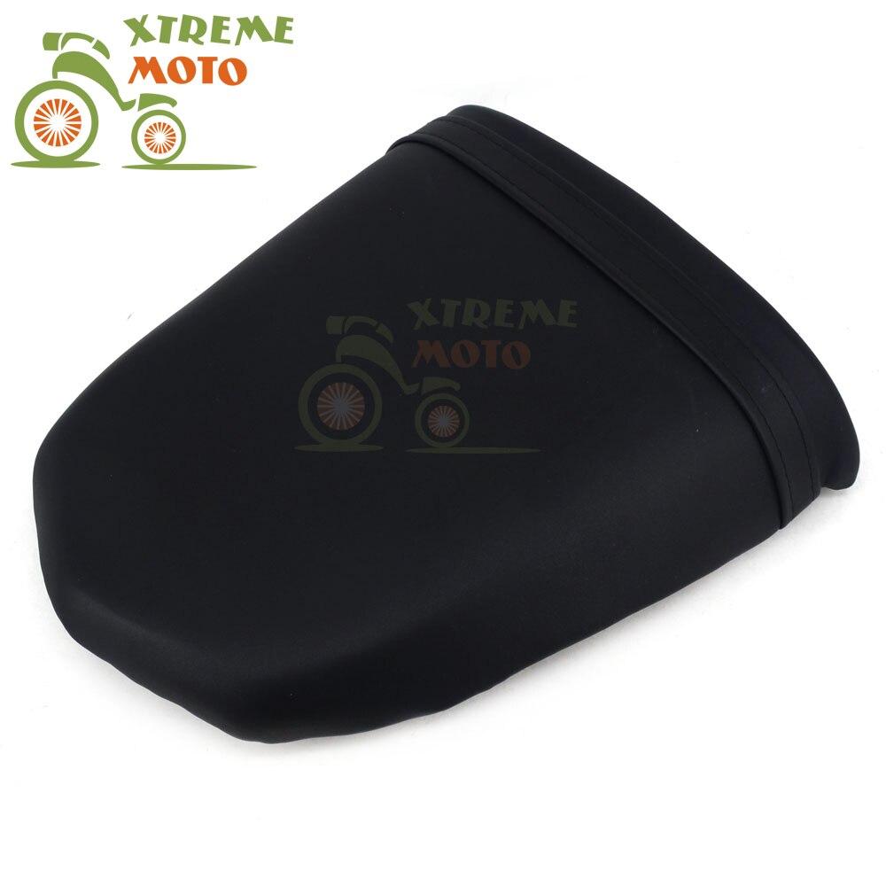Заднего сиденья мотоцикла задняя крышка сиденья Подушки заднем сиденье для Suzuki GSXR 600 750 2004 2005 2004 2005 04 05