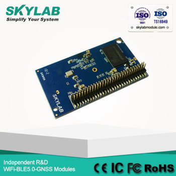 SKYLAB new FCC/CE/IC/RoHS 300mbps 650MHz MIPS CPU Qualcomm QCA9531 wifi chipset AP router WiFI module