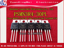 PSMN3R4 30PL 127 PSMN3R4 30PL TO 220AB 5 個 IC 集積回路