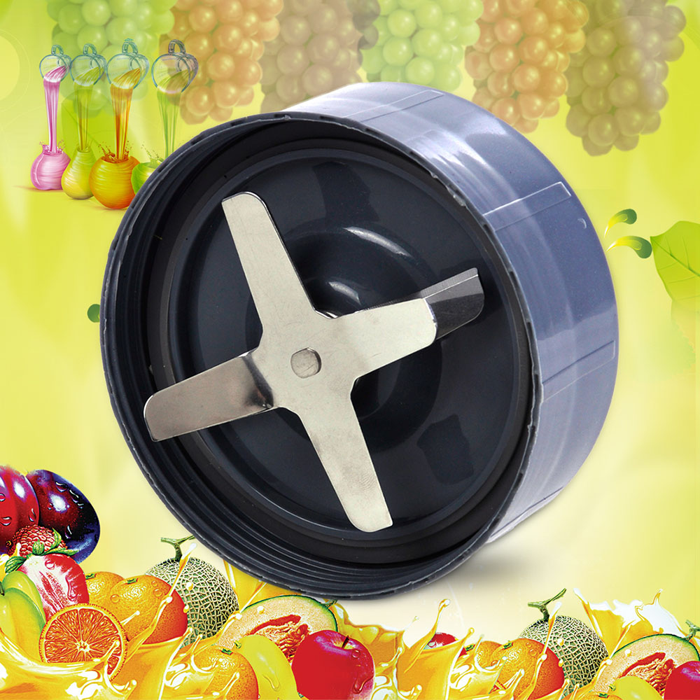 High Quality Juicer Replacement Part For Nutribullet Nutri Bullet Cross Blade Blender Included Seal Ring Meat Extractor Parts 8 replacement spare parts blender juicer parts 4 rubber gear 4 plastic gear base for magic bullet 250w 38