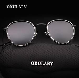 487bd2ec7b OKULARY Men Women Sun Glasses Brand Design Sports Eyewear