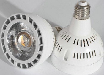 COB E27 PAR30 LED Light Bulb Lamp AC85V-265V 30W CREE LED SpotLight Lamp Bulbs Indoor Lighting фото