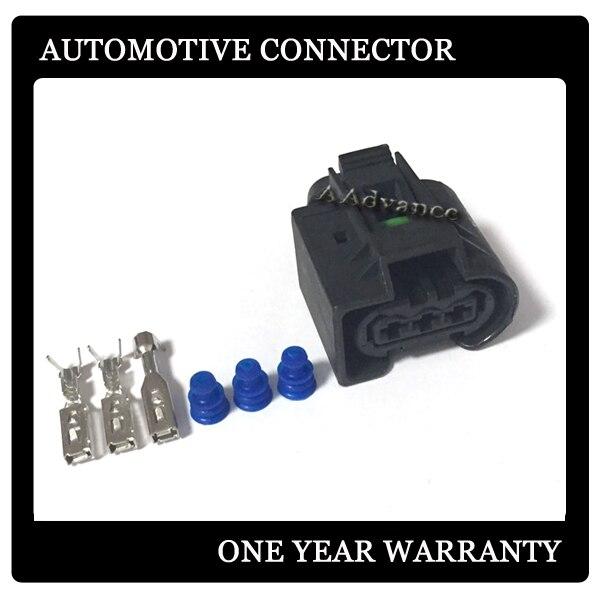09 4413 11 22140492050 Kostal Connector 3 Pins Bosh electrical female plugs Waterproof