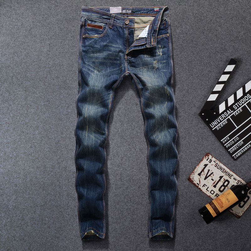 2017 Top Quality Hot Sale Fashion Dsel Brand Men Jeans Straight Fit Italian Designer Distressed Ripped Jeans For Men,5001-B 2017 new original high quality dsel brand men jeans straight fit distressed ripped jeans for men dsel brand jeans home 604 a