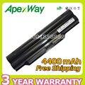 Apexway 6 de celda de batería para fujitsu lifebook a530 a531 ah530 ah531 lh52/c lh530 lh520 cp477891-01 fmvnbp186 fpcbp250 fpcbp250ap